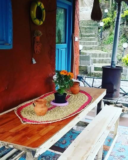 اقامتگاه بوم گردی باغچه مریم اتاق دو(اطاقور)