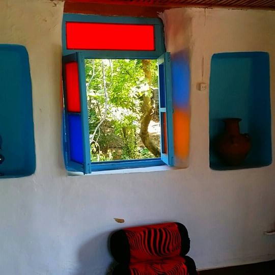 اقامتگاه بوم گردی باغچه مریم اتاق چهار(اطاقور)