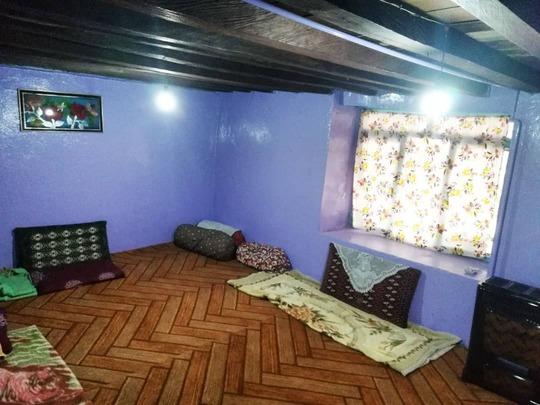اقامتگاه بوم گردی حاج پرویزی اتاق پنج