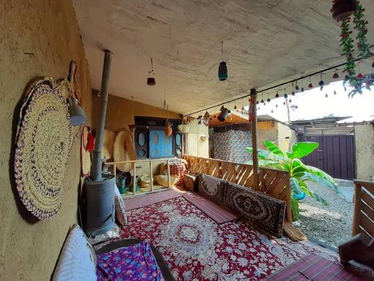 اقامتگاه بوم گردی حاجی سید