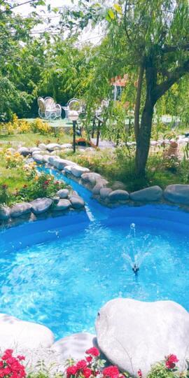 ویلا تریبلکس استخردار چهار فصل لاکچری
