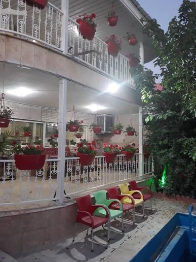 ویلای استخردار چهارخوابه با چشم انداز عالی در رودهن
