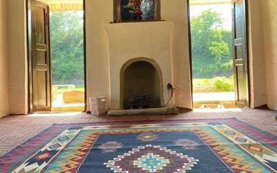 اقامتگاه بوم گردی سرای خان اتاق شش