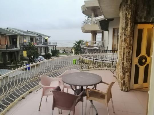 ویلا دوخواب ساحلی دوبلکس رسپینا (9)