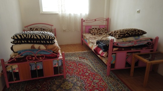 آپارتمان دو خوابه طبقه اول