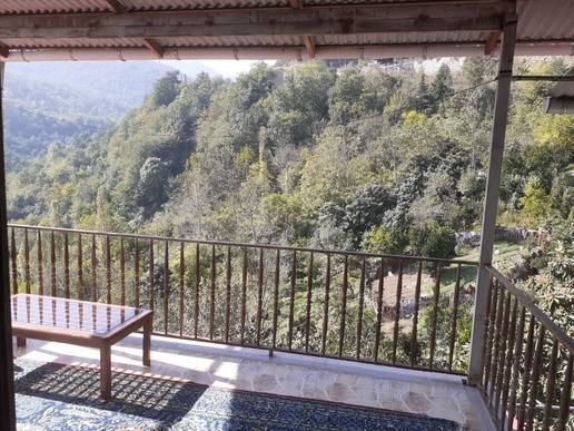 ویلا دو خواب جنگلی با چشم انداز زیبا (جواهرده )
