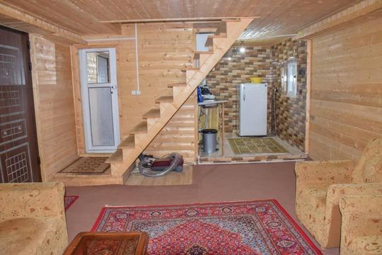 کلبه چوبی دوبلکس در جنگل ماسال