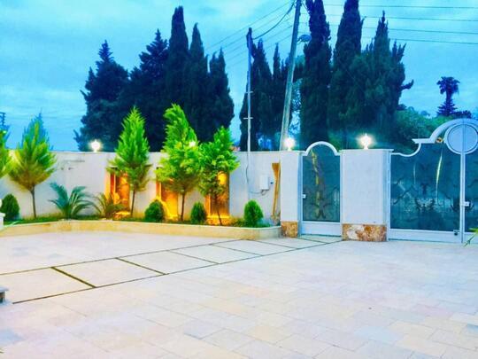 ویلا سه خواب  لوکس حیاط دربست ( کازینو )