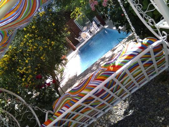 باغ ویلا دوخوابه استخردار کردان (105)