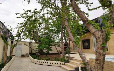 ویلا دو خوابه استخردار با حیاط بزرگ در کردان