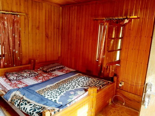 کلبه چوبی جم کلاردشت (1)