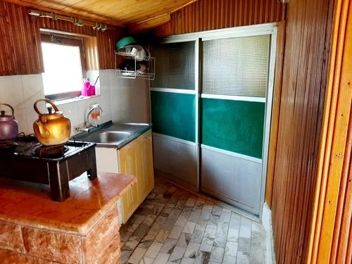 کلبه چوبی جم  کلاردشت (2)