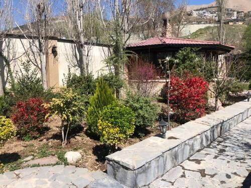 ویلا استخردار حیاط دربست لواسان