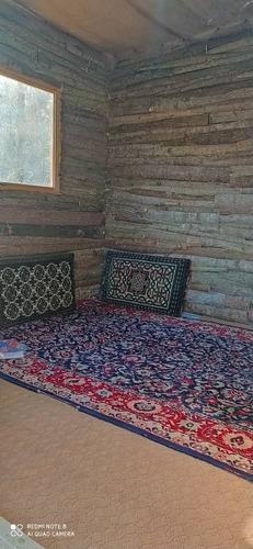 بومگردی سید خنم، کلبه چوبی(1)