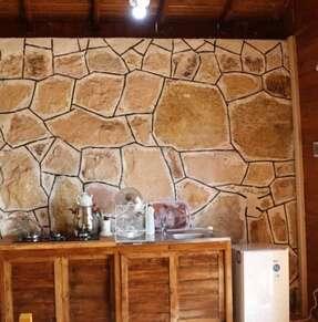 کلبه چوبی دنیز
