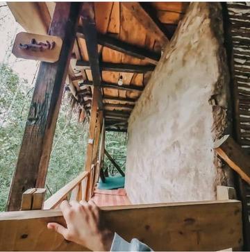 کلبه چوبی vip انجیلی
