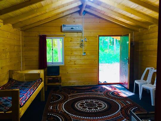 کلبه تک خواب  روستایی (ماسال)