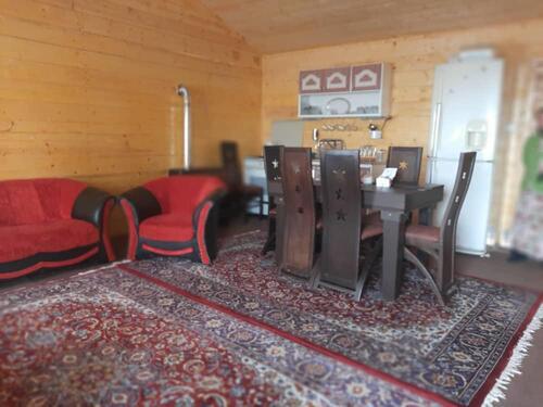 کلبه چوبی (ماسال)