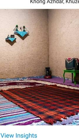 بوم گردی لچک اتاق 4( خوزستان )