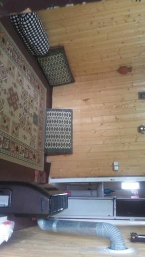 بومگردی کلچال سوئیت چوبی