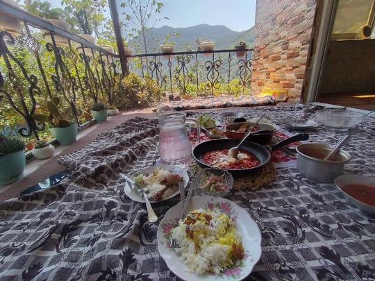 اقامتگاه تفریحی آبشار میلاش رودسر (رحیم آباد )