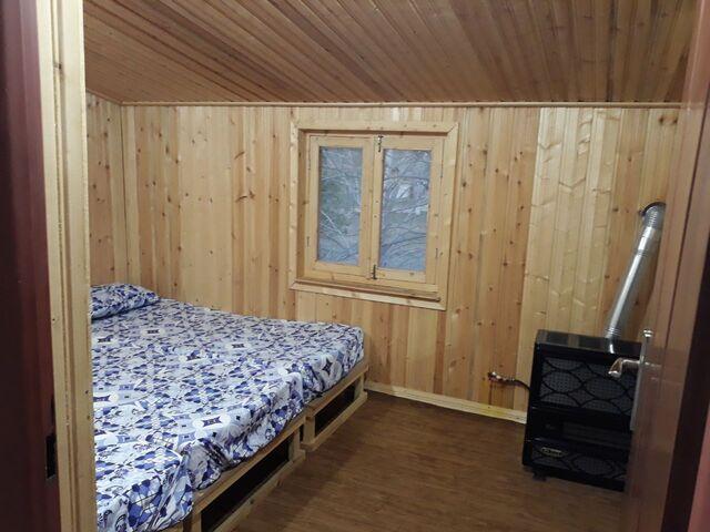 ویلا چوبی چهارخوابه طاسکوه